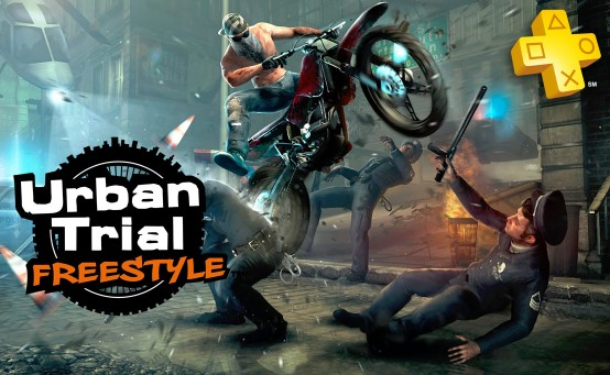 Urban Trial Freestyle Is Free Today For PlayStation Plus Subscribers