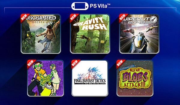 PlayStation Plus For Vita Launches November 19th