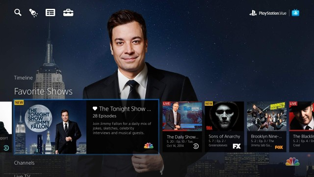 Sony Challenges Cable Providers With Cloud-Based TV Service PlayStation Vue
