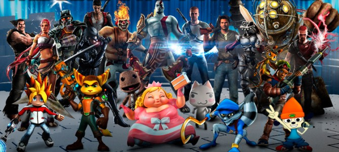 PlayStation All-Stars Battle Royale Now Available