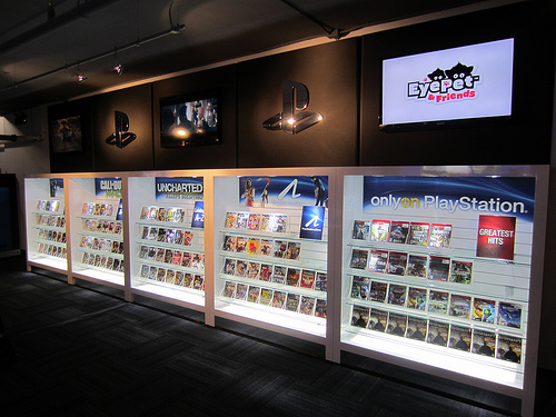 PlayStation Canada Launches Lounge At EB Games In Downtown Toronto