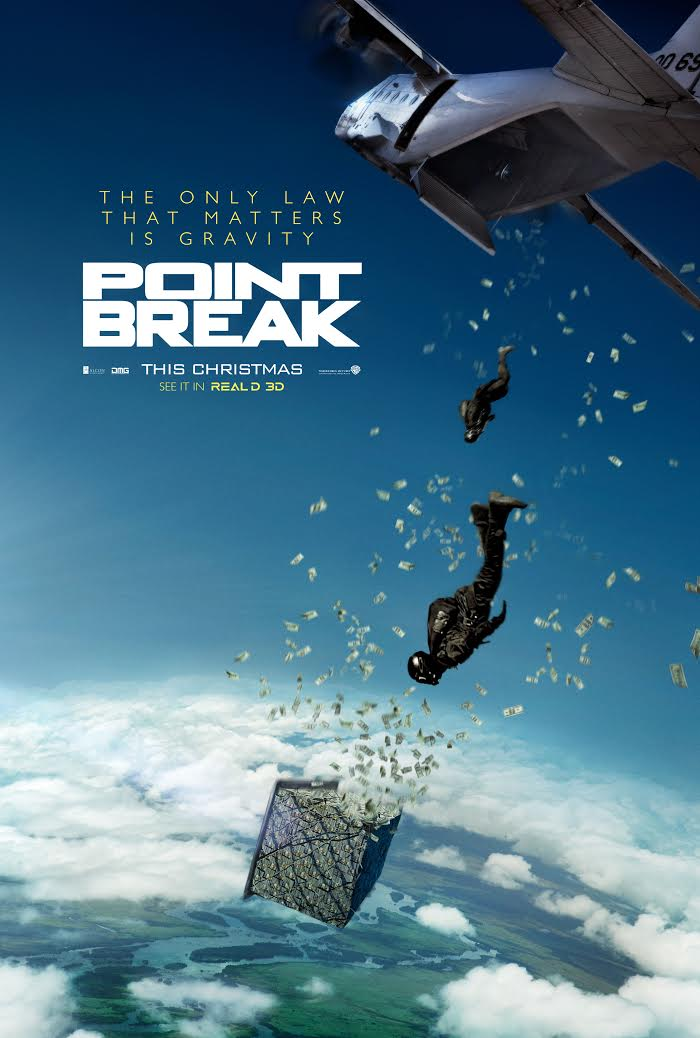 First Point Break Trailer Is A Pure Adrenaline Rush