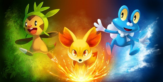 pokemon x y   starter wallpaper by arkeis pokemon d5qv7uj 670x338 6 Important Lessons That Other Games Can Learn From Pokémon X And Y