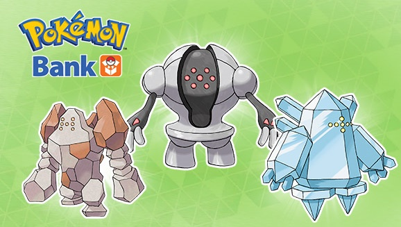 Log Into Pokemon Bank From March 4 To Get Three Free Legendary Pokemon