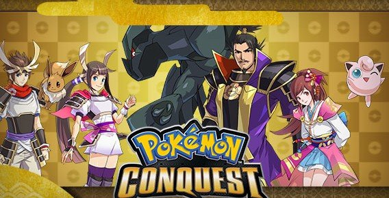Pokemon Conquest Coming To The DS In June