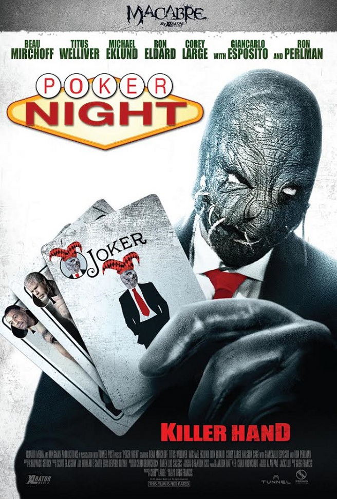 Poker Night Review