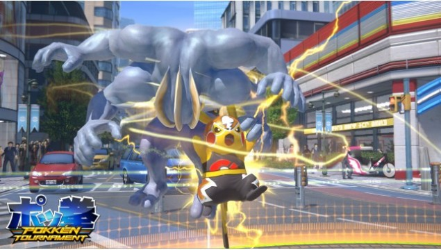 Pokkén Tournament Review