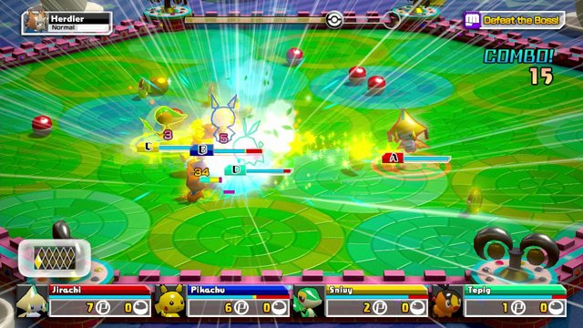 Pokemon Rumble U Launches In NA And Europe Next Month