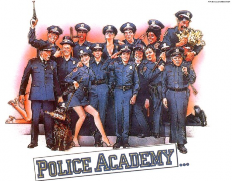 Key And Peele Will Produce Police Academy Remake