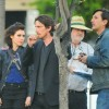 Set Photos Of Imogen Poots Filming Knight Of Cups; Benicio Del Toro May Join