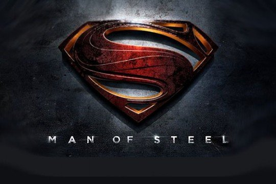 poster art for man of steel movie june 2013 540x360 The Second Trailer For Man Of Steel Hits The Web