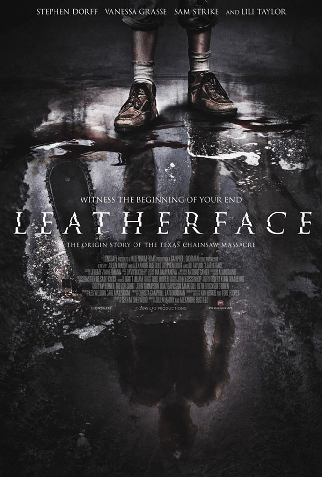 Eerie Poster For Texas Chainsaw Prequel Leatherface Hints At The Birth Of Evil