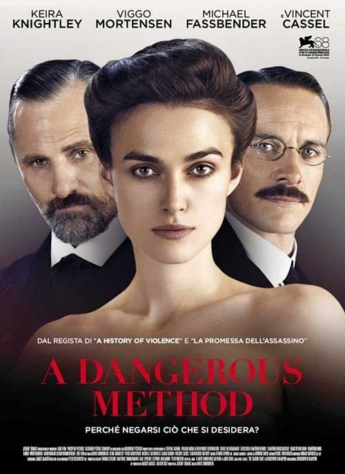 Poster For A Dangerous Method Is Bland But Good Looking