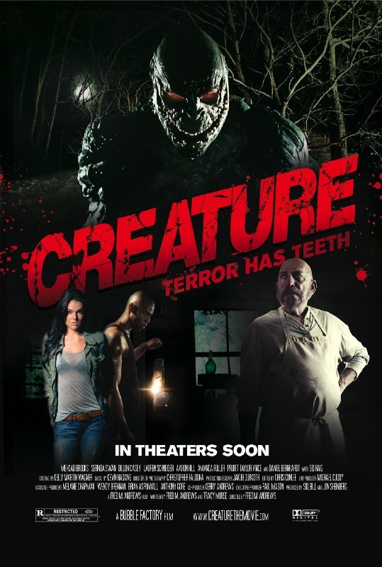 New Creature Trailer And Poster