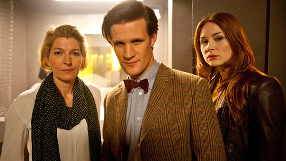 "WGTC Radio #15 - Doctor Who ""The Power Of Three"" Review"