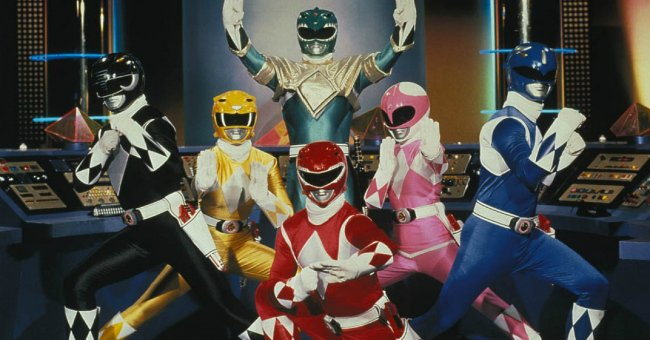 Power Rangers Reboot Delayed By Lionsgate