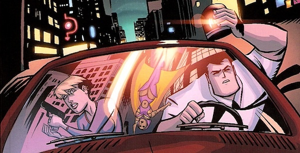 Brian Michael Bendis' Powers TV Show Coming To Playstation Network
