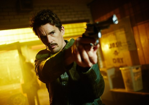 A Quartet Of New Clips From Predestination Challenge Space And Time
