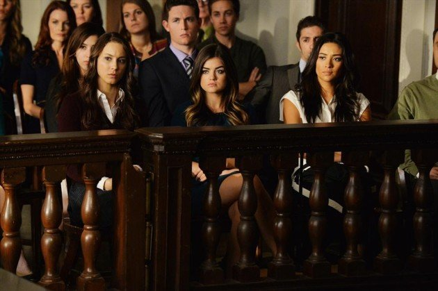 "Pretty Little Liars Review: ""The Melody Lingers On"" (Season 5, Episode 23)"