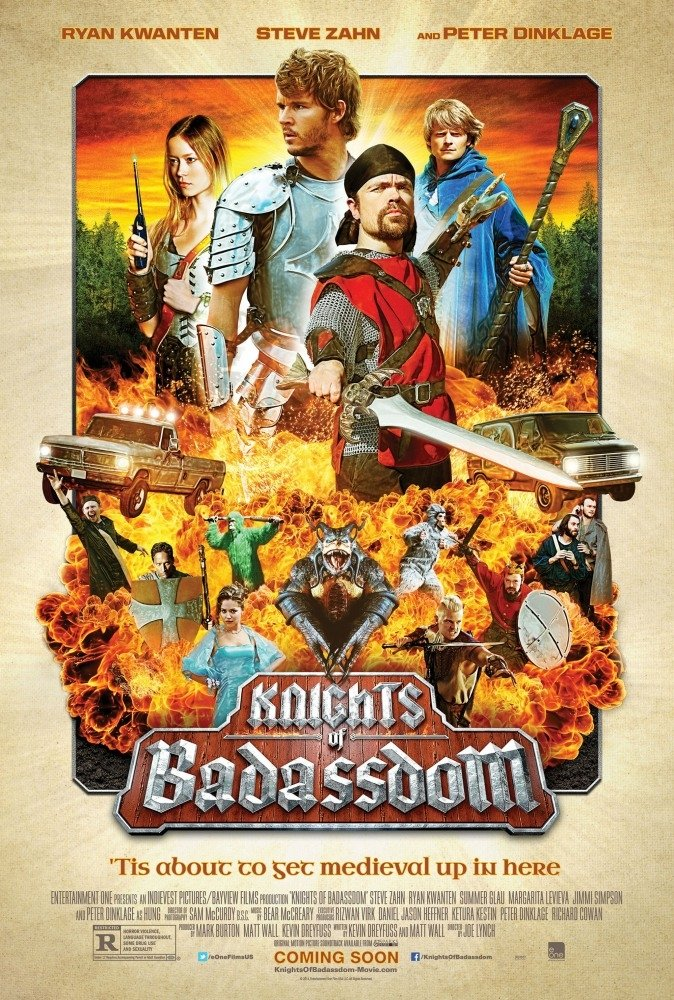 Knights Of Badassdom Review