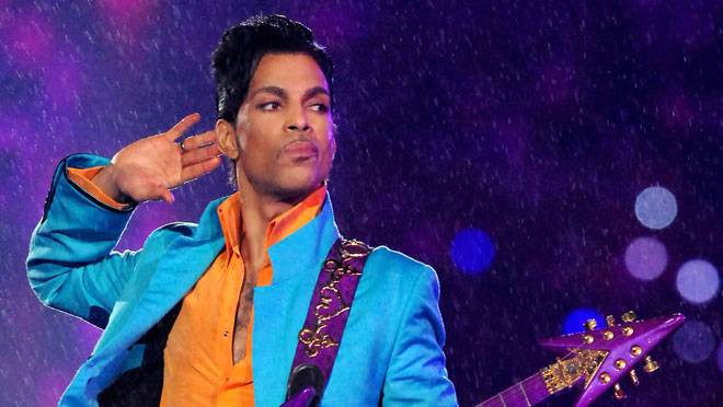 Iconic Singer-Songwriter Prince Dies Aged 57