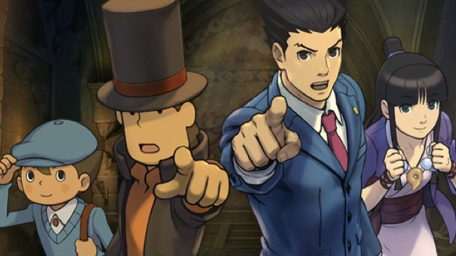 Professor Layton Vs. Phoenix Wright: Ace Attorney Comes To The West This August