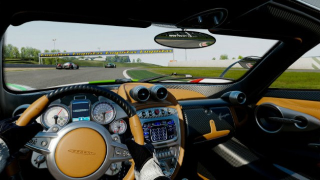 Slightly Mad Says Wii U Version Of Project Cars Was Never A Sure Thing