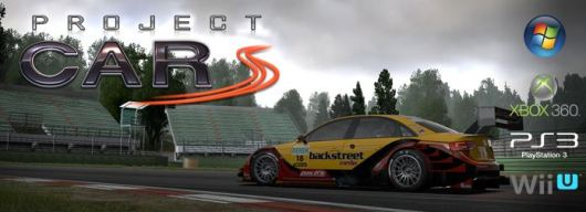Slightly Mad Studios Will Bring Project Cars To 360, PS3, Wii U And PC