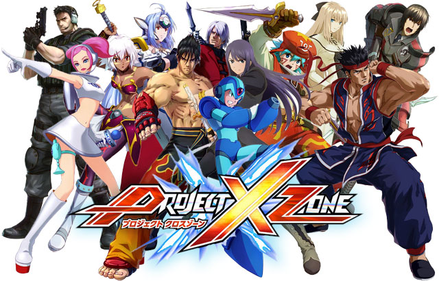 Project X Zone Now Available For The Nintendo 3DS