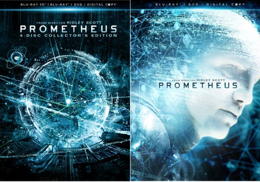 Prometheus Blu-Ray Promises That Questions Will Be Answered