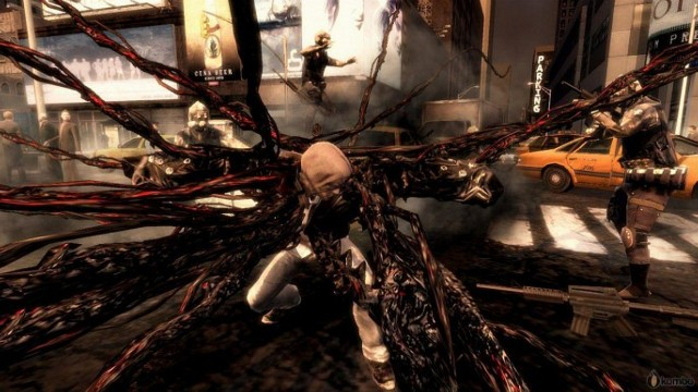 Prototype 2 Trailer Shows Off Visceral Tendril Powers