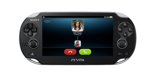 Skype Video And Voice Calling Hits Vita Today
