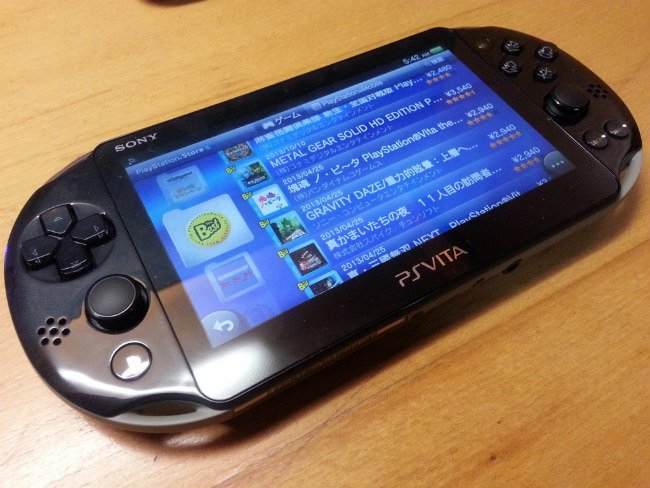UK Release Of PS Vita Slim Confirmed, New Model Priced Around £180