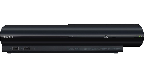 ps3 super slim 2 600x321 [Update] PlayStation 3 Super Slim Redesign Announced, Launches Sept 25th