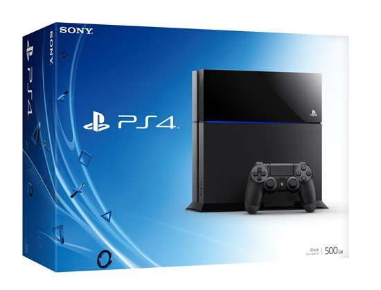 Sony Video Shows Off Playstation 4's User Interface, Retail Box Also Revealed