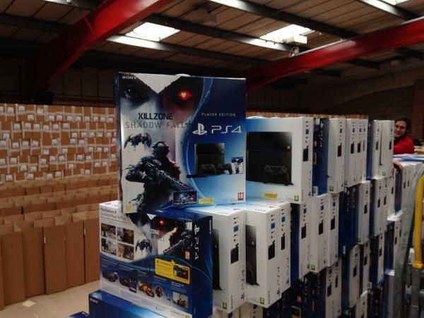 PlayStation 4 Becomes The Fastest-Selling Console In UK History