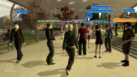 Playstation Home Turns 2 Years Old