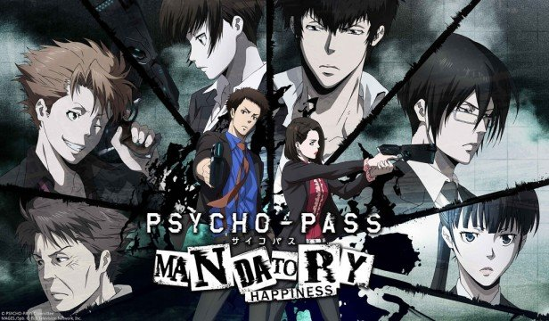 PSYCHO-PASS: Mandatory Happiness Releases This September