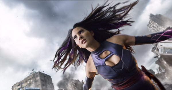Olivia Munn Unveils A Stunning New Image Of Psylocke From X-Men: Apocalypse