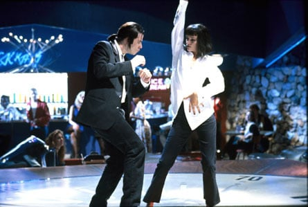 Pulp Fiction Blu-Ray Review