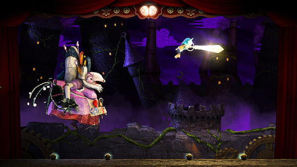 Delve Into The Fantastical Minutia Of Puppeteer In This New Footage