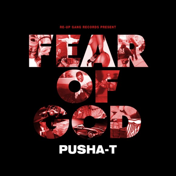 Pusha-T Releases 'Fear of God' Mixtape and Alone in Vegas