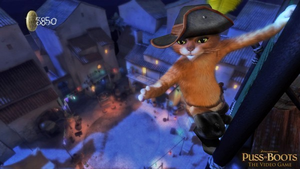 Puss In Boots: The Video Game Review