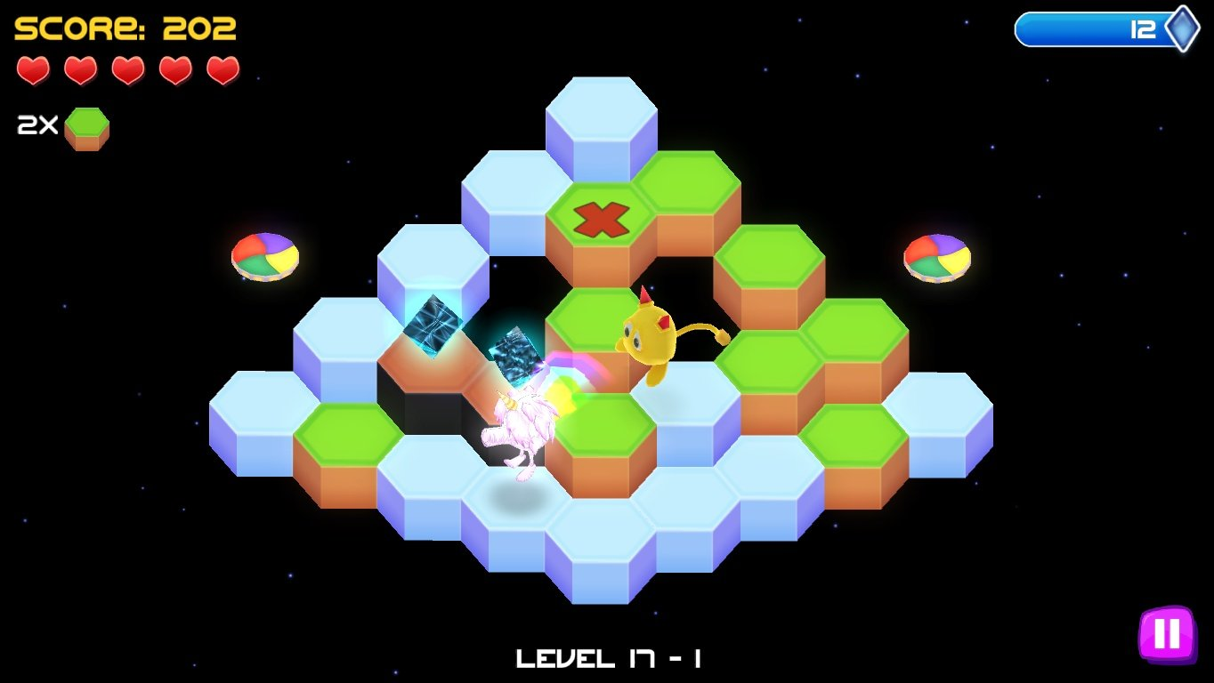 Q*bert Rebooted: The Xbox One @!#?@! Edition Review