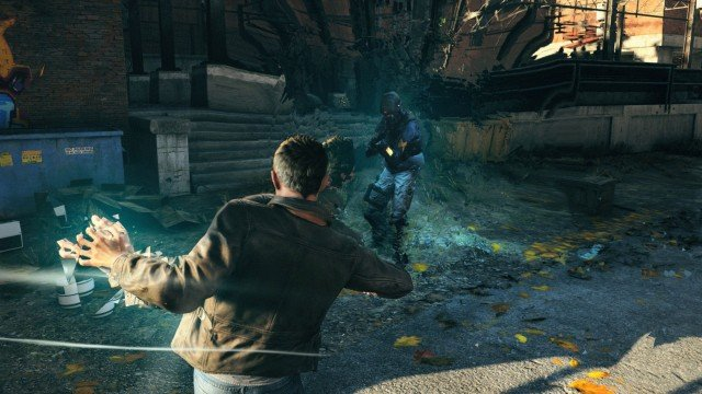 Quantum Break's Live-Action Pack Is Bigger Than the Game