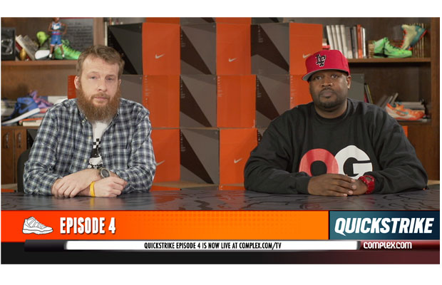 Complex TV Releases New Episode Of Quickstrike