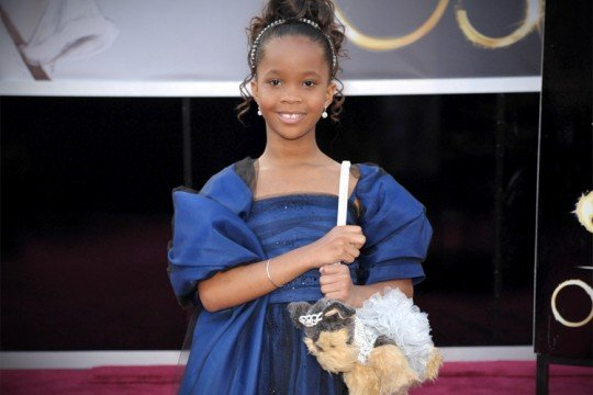 Quvenzhané Wallis Will Be Counting By 7s In Adaptation Of Bestselling Novel