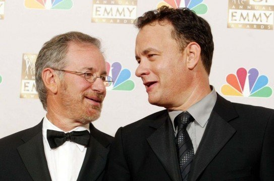 Tom Hanks And Steven Spielberg Will Make Masters Of The Air For HBO