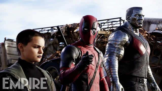 Three Awesome New Images From Deadpool Released