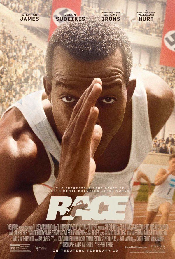 Jesse Owens Biopic Race Hits The Starting Line With New Poster